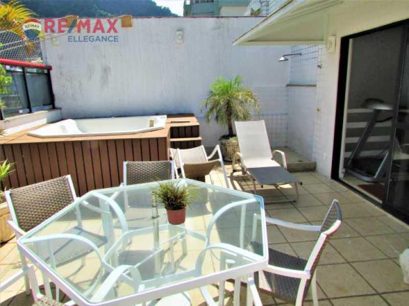 IMG_0956 - Cobertura à venda Rua Fonte da Saudade,Rio de Janeiro,RJ - R$ 2.990.000 - RFCO30028 - 4