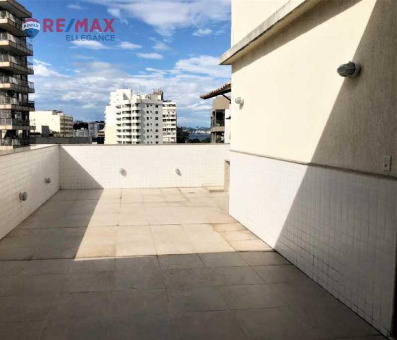 Churrasq corredor. - Apartamento à venda Rua General Polidoro,Rio de Janeiro,RJ - R$ 800.000 - RFAP20012 - 13
