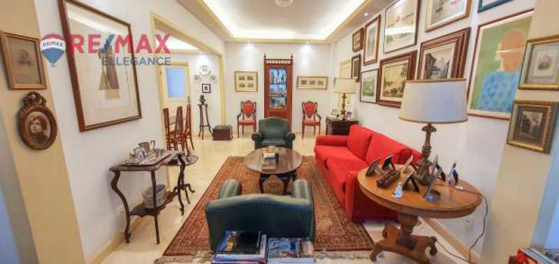 57 - Apartamento à venda Rua João Líra,Rio de Janeiro,RJ - R$ 2.100.000 - RFAP30029 - 1