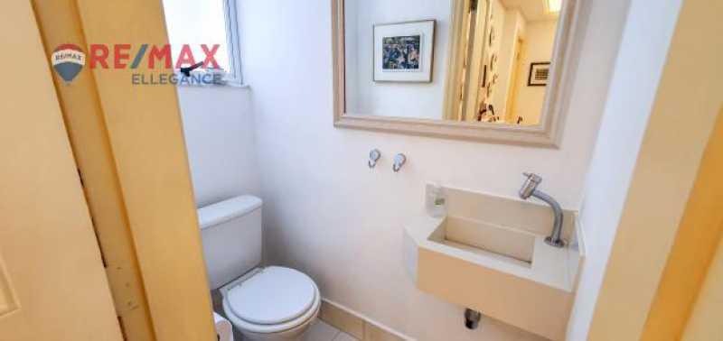 63 - Apartamento à venda Rua João Líra,Rio de Janeiro,RJ - R$ 2.100.000 - RFAP30029 - 6