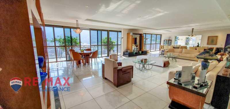 apartamento-fonte-saudade-01 - Apartartamento Lagoa venda - RFAP40015 - 1