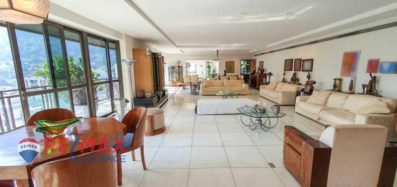 apartamento-fonte-saudade-02 - Apartartamento Lagoa venda - RFAP40015 - 3