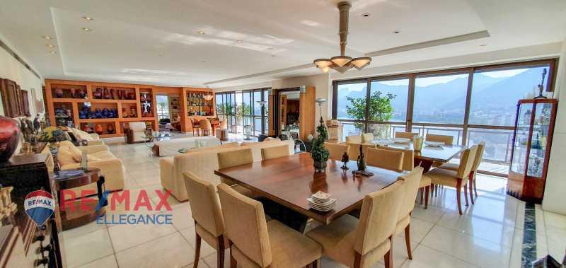 apartamento-fonte-saudade-05 - Apartartamento Lagoa venda - RFAP40015 - 6