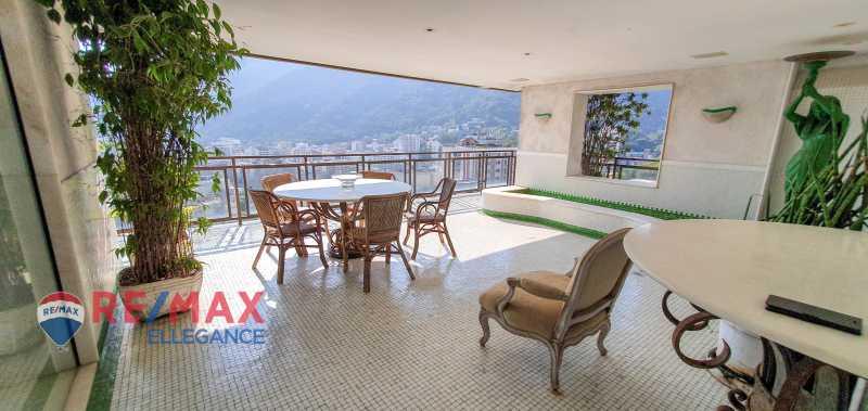 apartamento-fonte-saudade-06 - Apartartamento Lagoa venda - RFAP40015 - 7