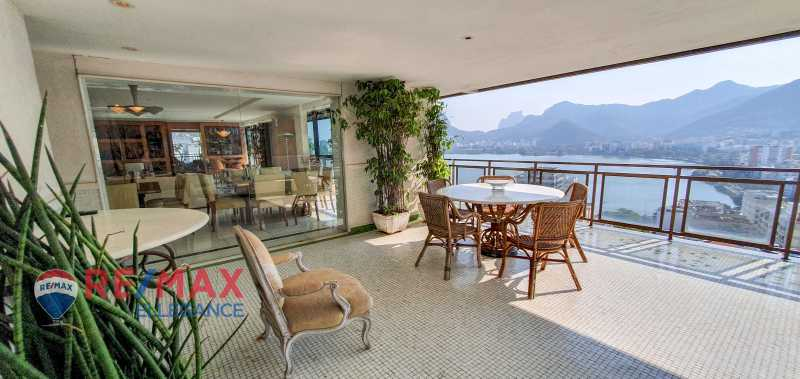 apartamento-fonte-saudade-07 - Apartartamento Lagoa venda - RFAP40015 - 8