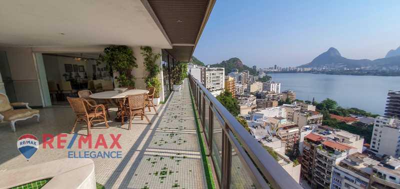 apartamento-fonte-saudade-08 - Apartartamento Lagoa venda - RFAP40015 - 9