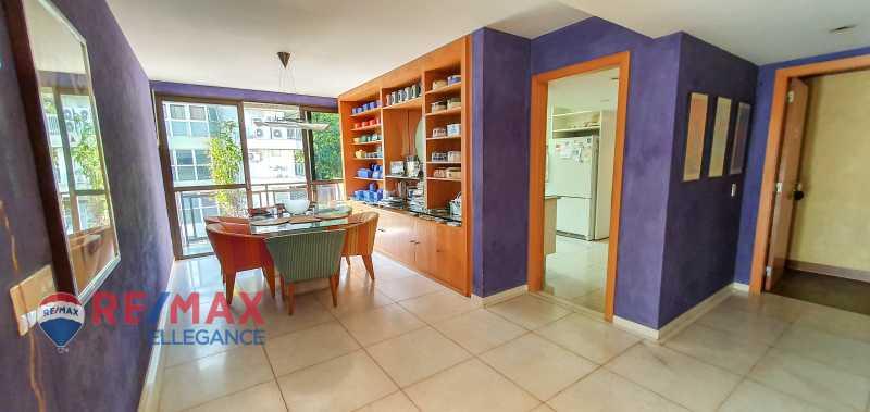 apartamento-fonte-saudade-10 - Apartartamento Lagoa venda - RFAP40015 - 11