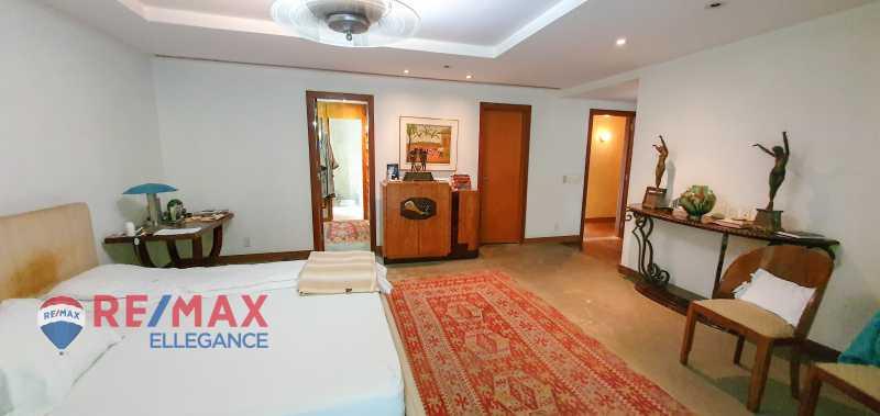apartamento-fonte-saudade-15 - Apartartamento Lagoa venda - RFAP40015 - 16