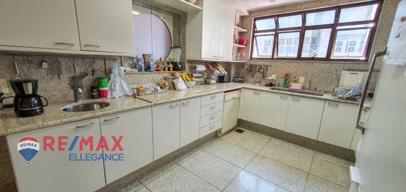 apartamento-fonte-saudade-19 - Apartartamento Lagoa venda - RFAP40015 - 20