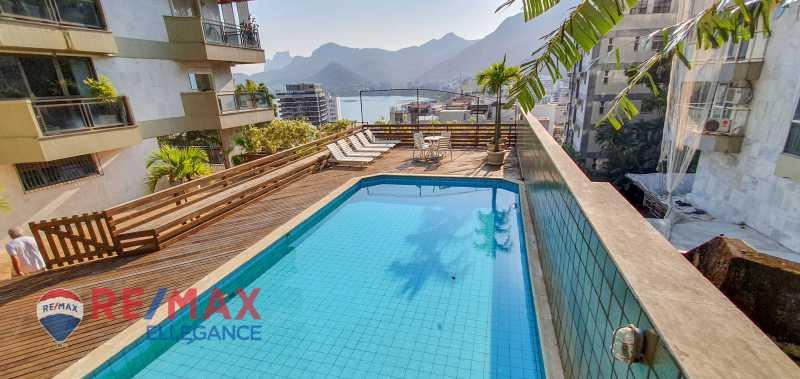 apartamento-fonte-saudade-20 - Apartartamento Lagoa venda - RFAP40015 - 21