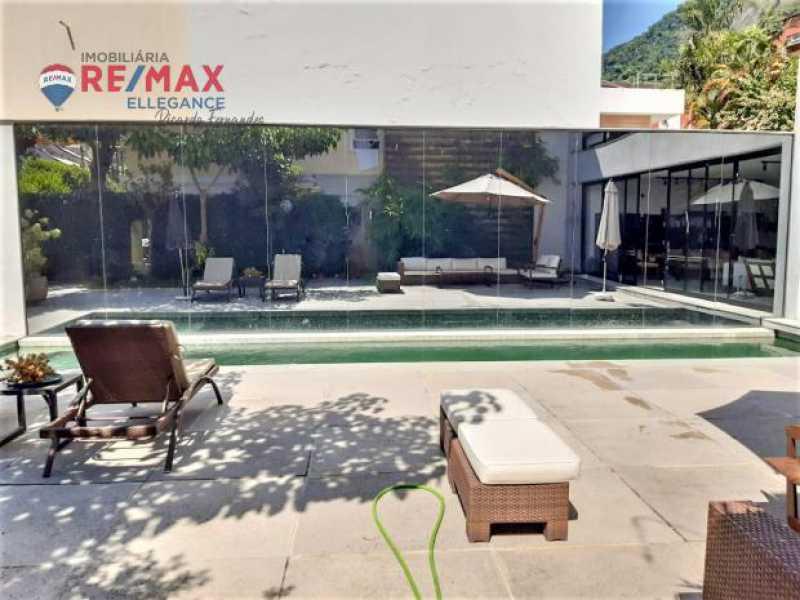 Piscina 3_ed - Casa Alto Jardim Botânico. 342,00 m² - RFCA10001 - 5