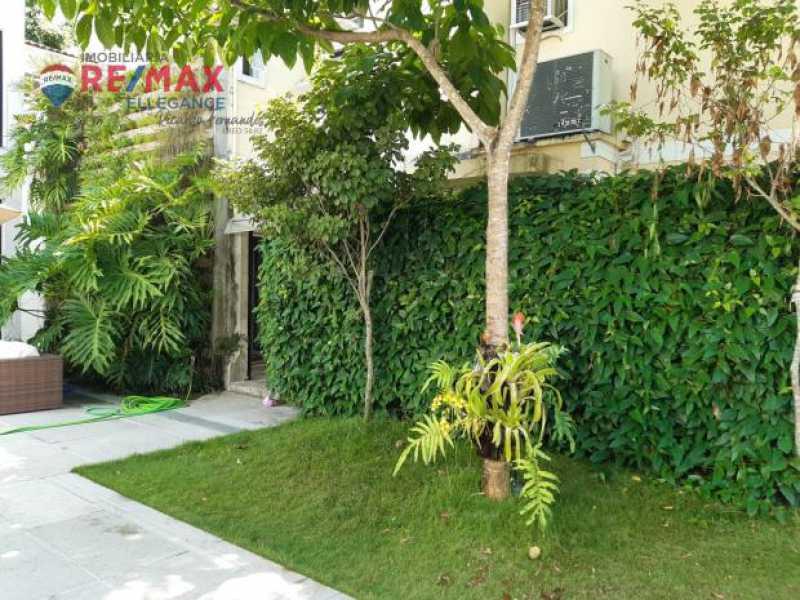 Piscina 5. - Casa Alto Jardim Botânico. 342,00 m² - RFCA10001 - 7