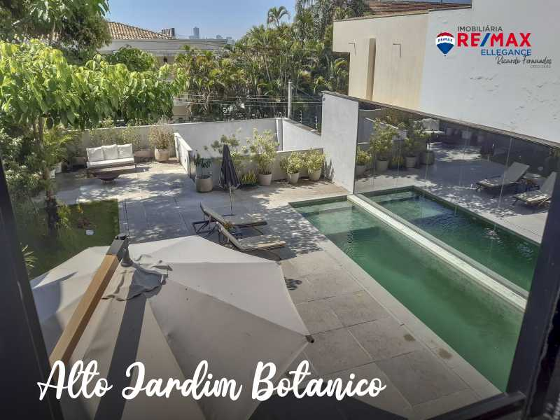 120 - Casa Alto Jardim Botânico. 342,00 m² - RFCA10001 - 1