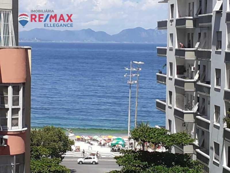 Vista lateral mar - Sala Comercial 166m² à venda Rio de Janeiro,RJ - R$ 1.650.000 - RFSL00010 - 1