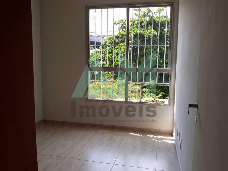 Quarto - Apartamento Para Alugar - Tijuca - Rio de Janeiro - RJ - 1115 - 10