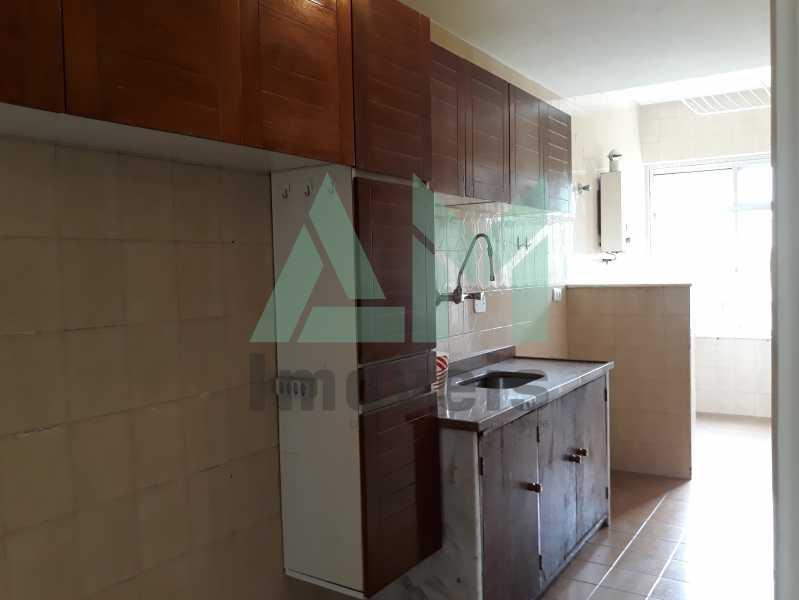 Cozinha - Apartamento Para Alugar - Tijuca - Rio de Janeiro - RJ - 1115 - 14