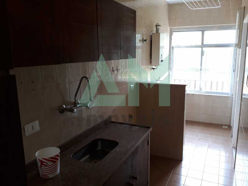 Cozinha - Apartamento Para Alugar - Tijuca - Rio de Janeiro - RJ - 1115 - 15