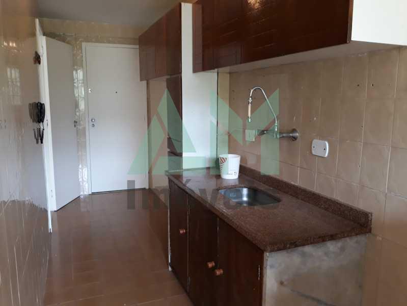 Cozinha - Apartamento Para Alugar - Tijuca - Rio de Janeiro - RJ - 1115 - 13
