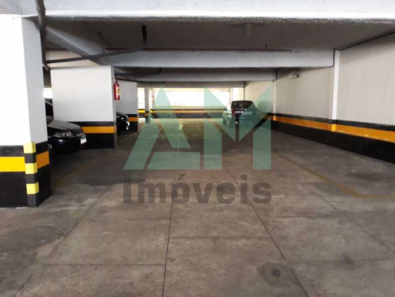 Garagem - Apartamento Para Alugar - Tijuca - Rio de Janeiro - RJ - 1115 - 17