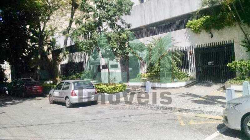 Prédio - Apartamento Para Alugar - Tijuca - Rio de Janeiro - RJ - 1115 - 20