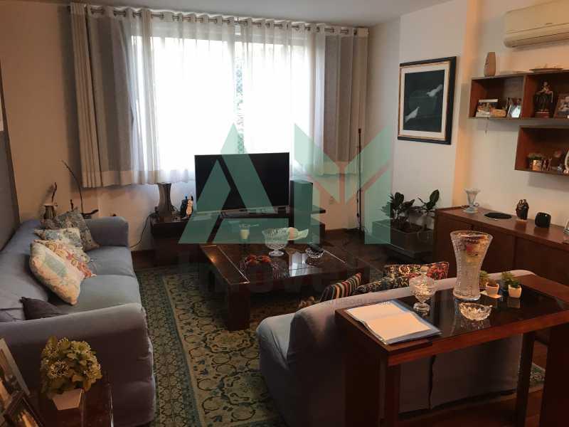 Sala - Apartamento À Venda - Grajaú - Rio de Janeiro - RJ - 1118 - 3