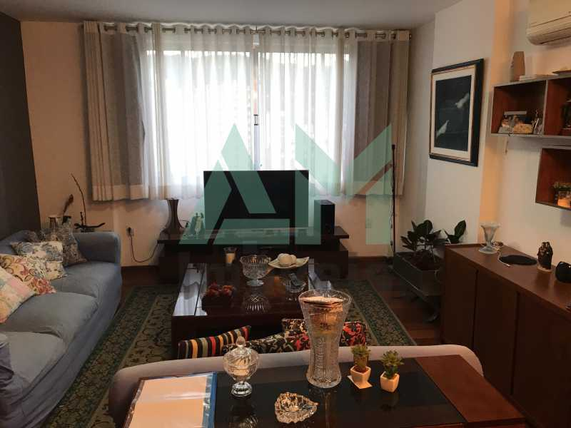 Sala - Apartamento À Venda - Grajaú - Rio de Janeiro - RJ - 1118 - 5