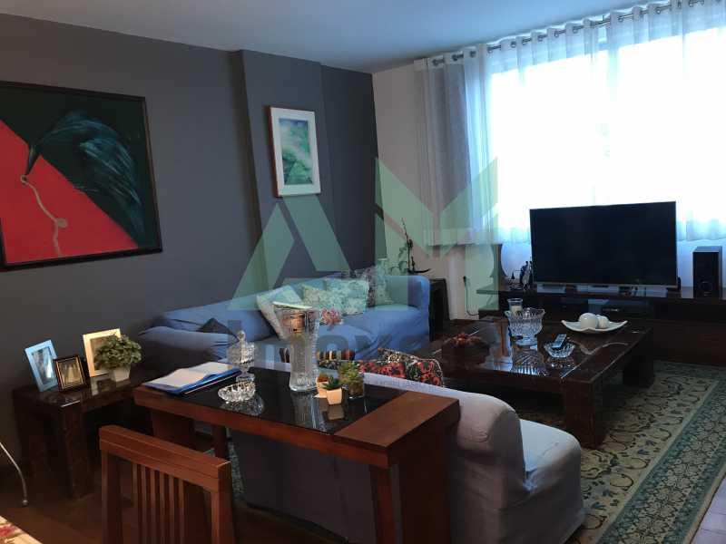Sala - Apartamento À Venda - Grajaú - Rio de Janeiro - RJ - 1118 - 1