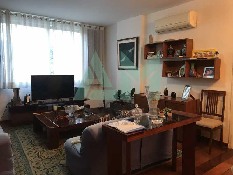 Sala - Apartamento À Venda - Grajaú - Rio de Janeiro - RJ - 1118 - 7