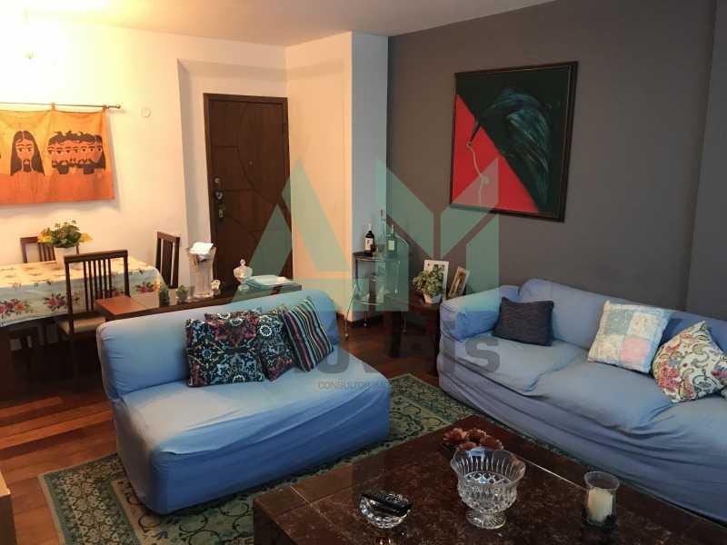 Sala - Apartamento À Venda - Grajaú - Rio de Janeiro - RJ - 1118 - 6
