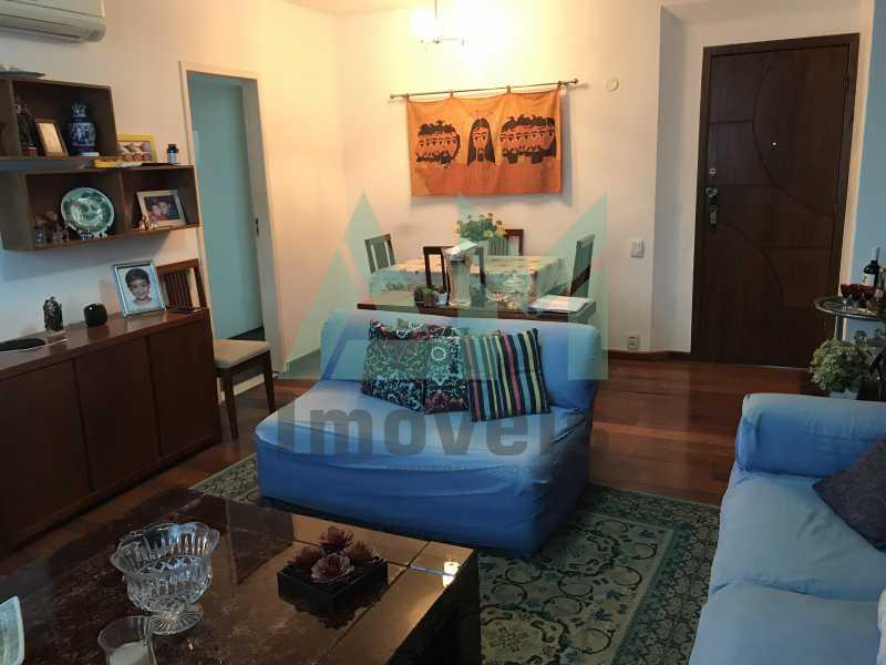 Sala - Apartamento À Venda - Grajaú - Rio de Janeiro - RJ - 1118 - 4