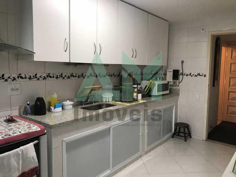 Cozinha - Apartamento À Venda - Grajaú - Rio de Janeiro - RJ - 1118 - 18