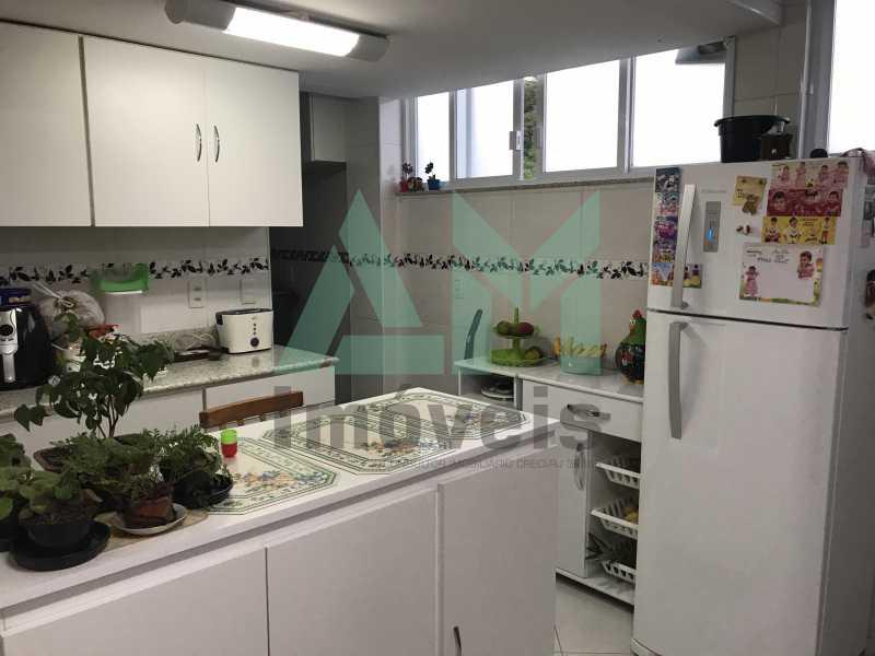 Cozinha - Apartamento À Venda - Grajaú - Rio de Janeiro - RJ - 1118 - 20