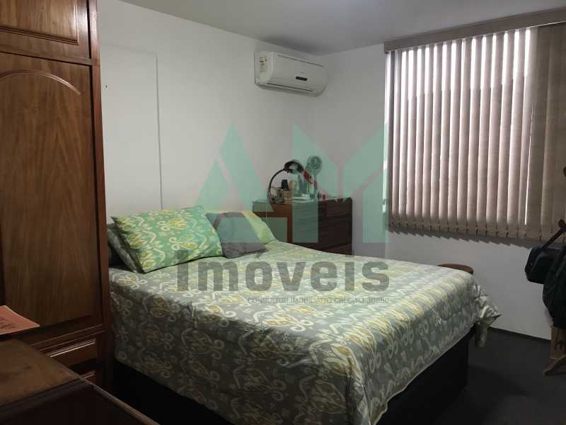 Quarto - Apartamento À Venda - Grajaú - Rio de Janeiro - RJ - 1118 - 8