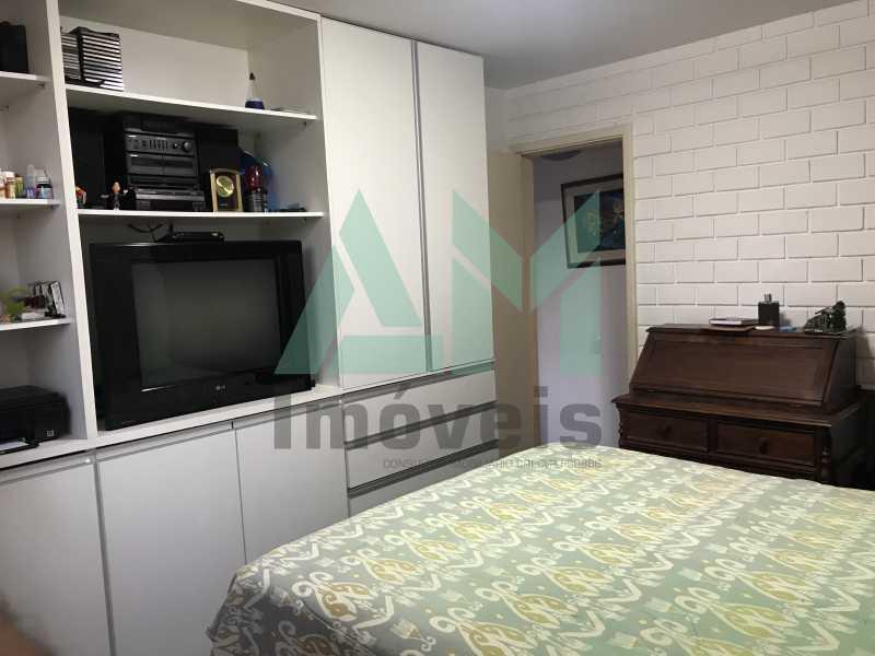 Quarto - Apartamento À Venda - Grajaú - Rio de Janeiro - RJ - 1118 - 9