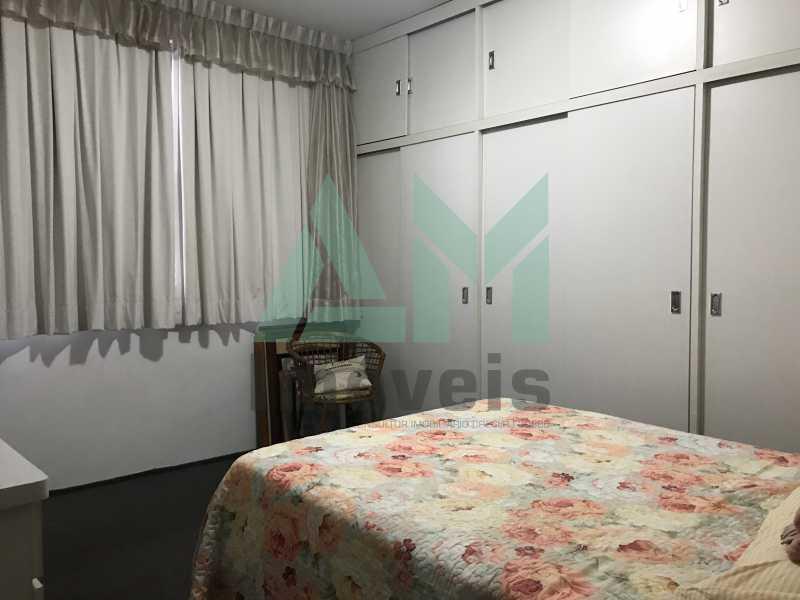 Quarto - Apartamento À Venda - Grajaú - Rio de Janeiro - RJ - 1118 - 11