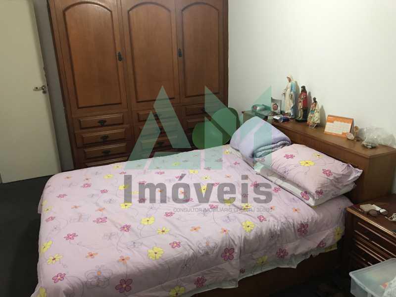 Quarto - Apartamento À Venda - Grajaú - Rio de Janeiro - RJ - 1118 - 14