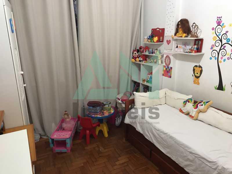 Quarto - Apartamento À Venda - Grajaú - Rio de Janeiro - RJ - 1119 - 10
