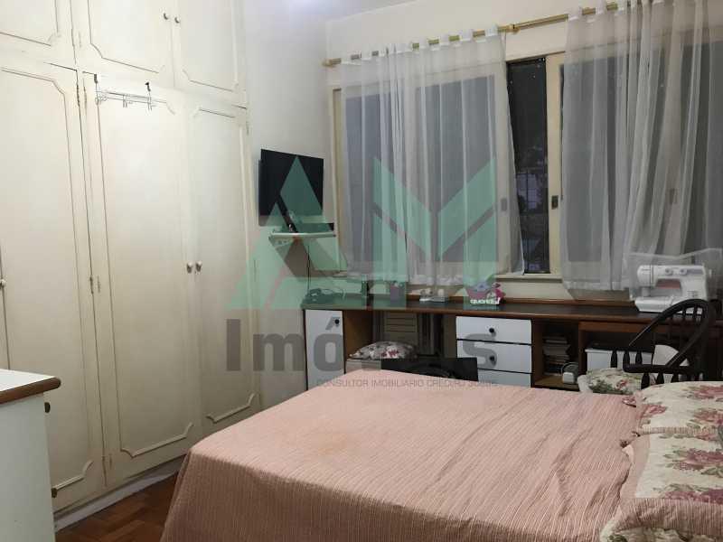 Quarto - Apartamento À Venda - Grajaú - Rio de Janeiro - RJ - 1119 - 11