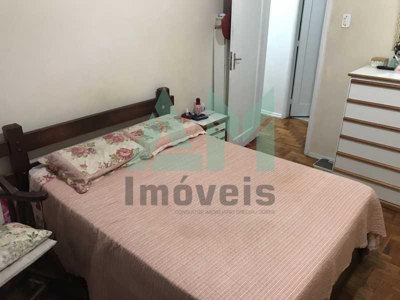 Quarto - Apartamento À Venda - Grajaú - Rio de Janeiro - RJ - 1119 - 12