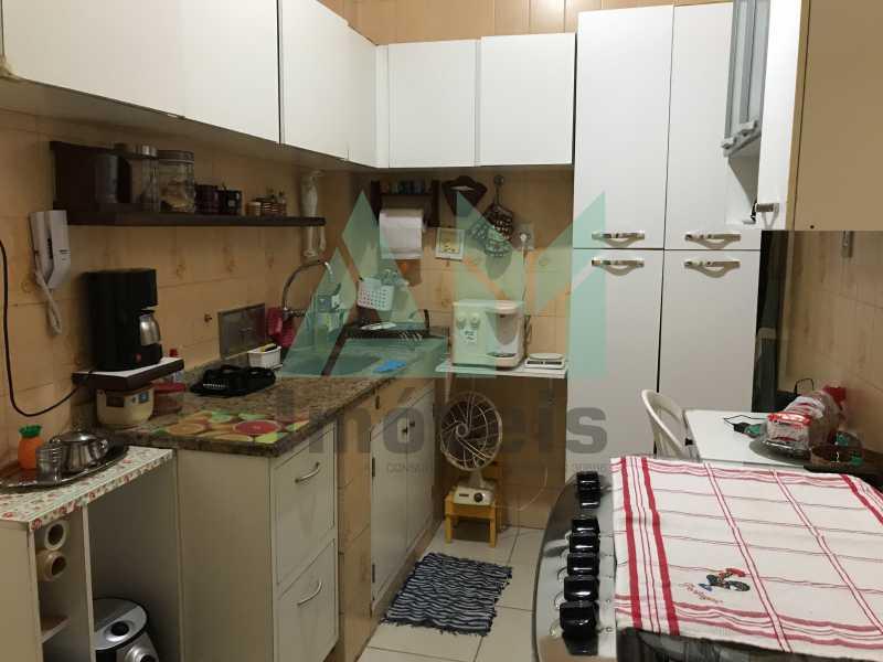 Cozinha - Apartamento À Venda - Grajaú - Rio de Janeiro - RJ - 1119 - 15