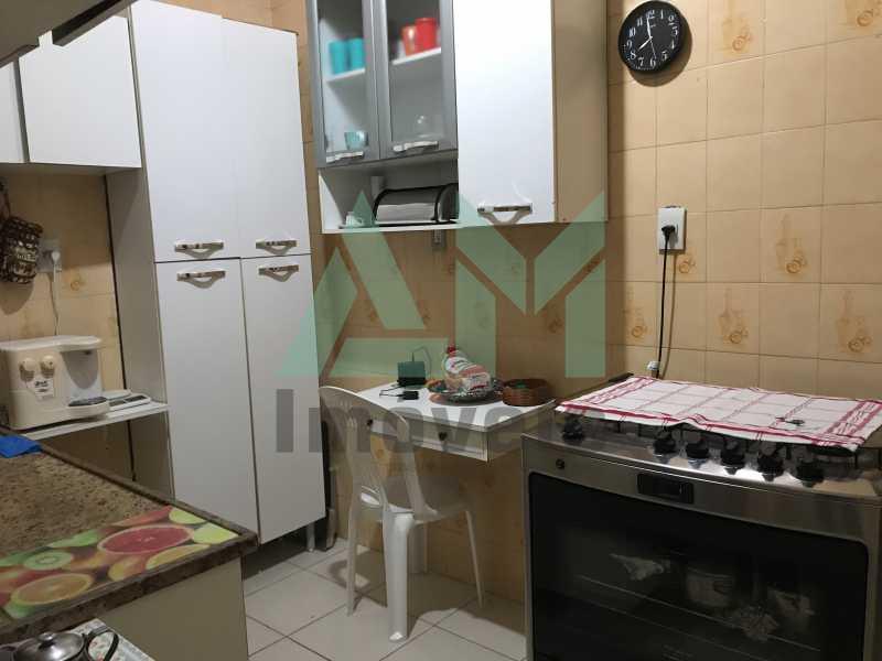 Cozinha - Apartamento À Venda - Grajaú - Rio de Janeiro - RJ - 1119 - 16