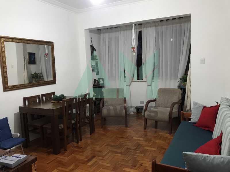 Sala - Apartamento À Venda - Grajaú - Rio de Janeiro - RJ - 1119 - 7