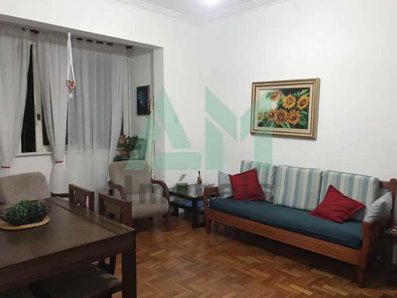 Sala - Apartamento À Venda - Grajaú - Rio de Janeiro - RJ - 1119 - 5