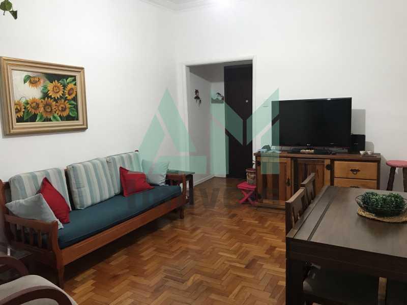 Sala - Apartamento À Venda - Grajaú - Rio de Janeiro - RJ - 1119 - 8