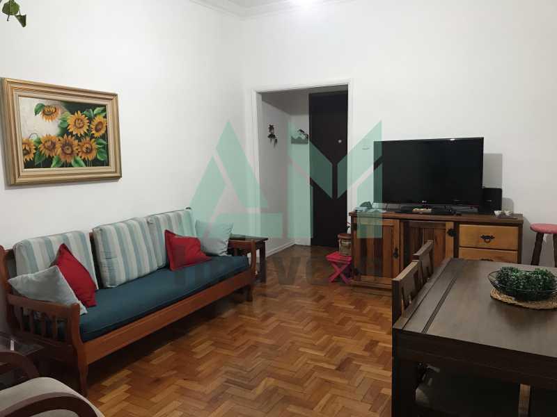 Sala - Apartamento À Venda - Grajaú - Rio de Janeiro - RJ - 1119 - 3