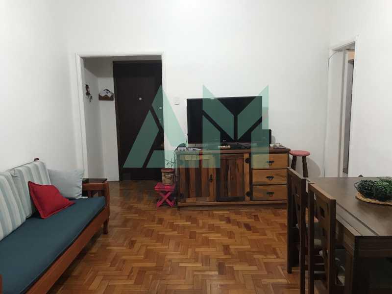 Sala - Apartamento À Venda - Grajaú - Rio de Janeiro - RJ - 1119 - 4