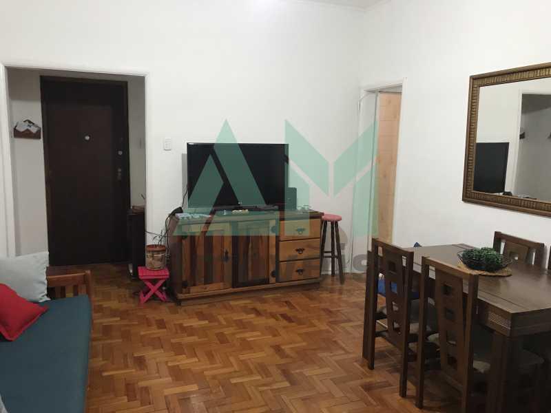 Sala - Apartamento À Venda - Grajaú - Rio de Janeiro - RJ - 1119 - 6