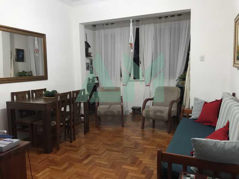 Sala - Apartamento À Venda - Grajaú - Rio de Janeiro - RJ - 1119 - 1