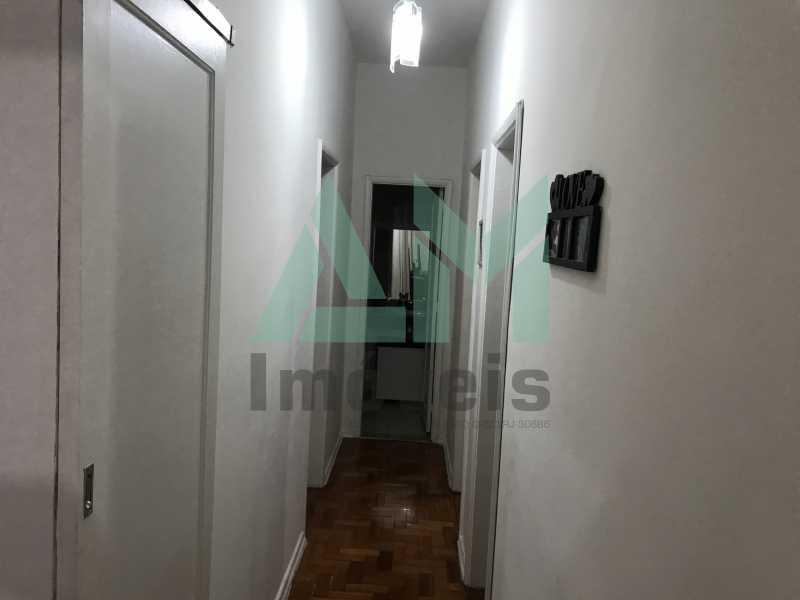 Circulação - Apartamento À Venda - Grajaú - Rio de Janeiro - RJ - 1119 - 13