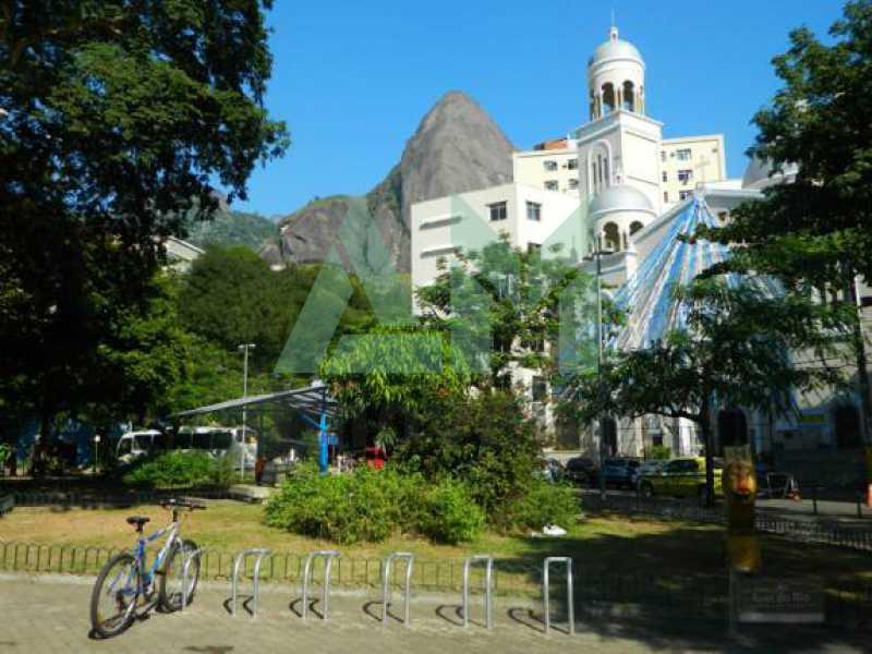 Praça Edmundo Rego  - Apartamento À Venda - Grajaú - Rio de Janeiro - RJ - 1119 - 19